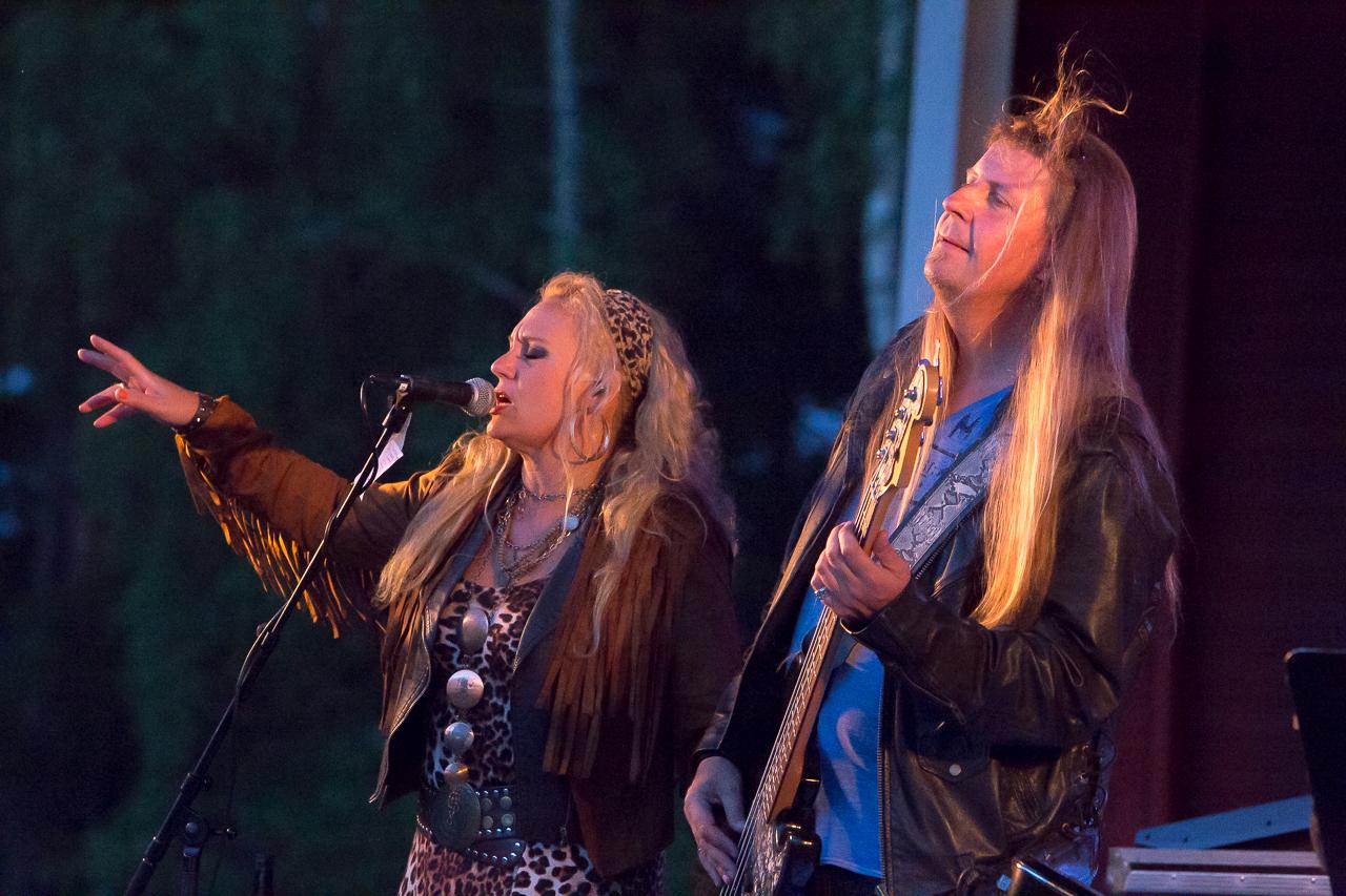 Arrangörsstaben nöjda med årets Björnfest