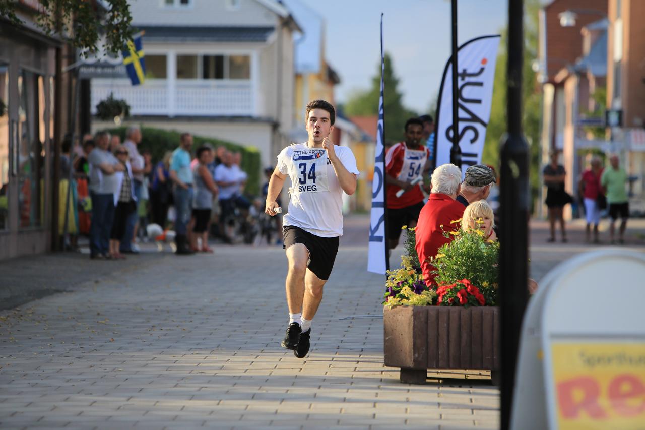 Emil ledde sitt lag till tredje raka segern i TH-skubbet