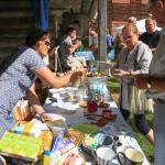 Trevlig hembygdsfest i Älvros
