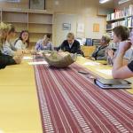 Positivt och konstruktivt när Härjedalens Ungdomsråd höll möte