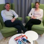 Nu öppnar Marcus och Ellen Weinemacher kliniken