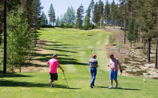 Långtidsarrende för Svegs golfklubb