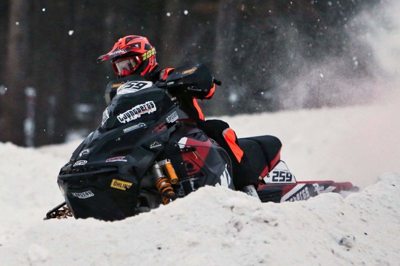 John Stenberg, SnowMeet Sveg 2017