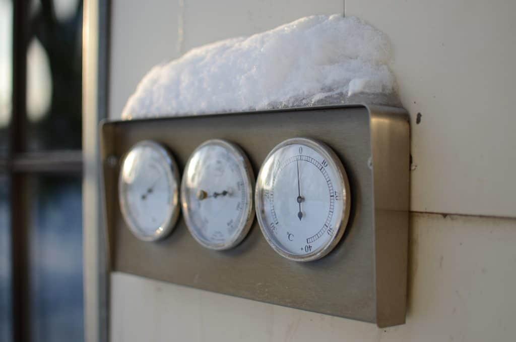 Har Sveg blivit kallare? Jag skulle vilja veta var avläsningsstationen för temperaturen ligger i Sveg.