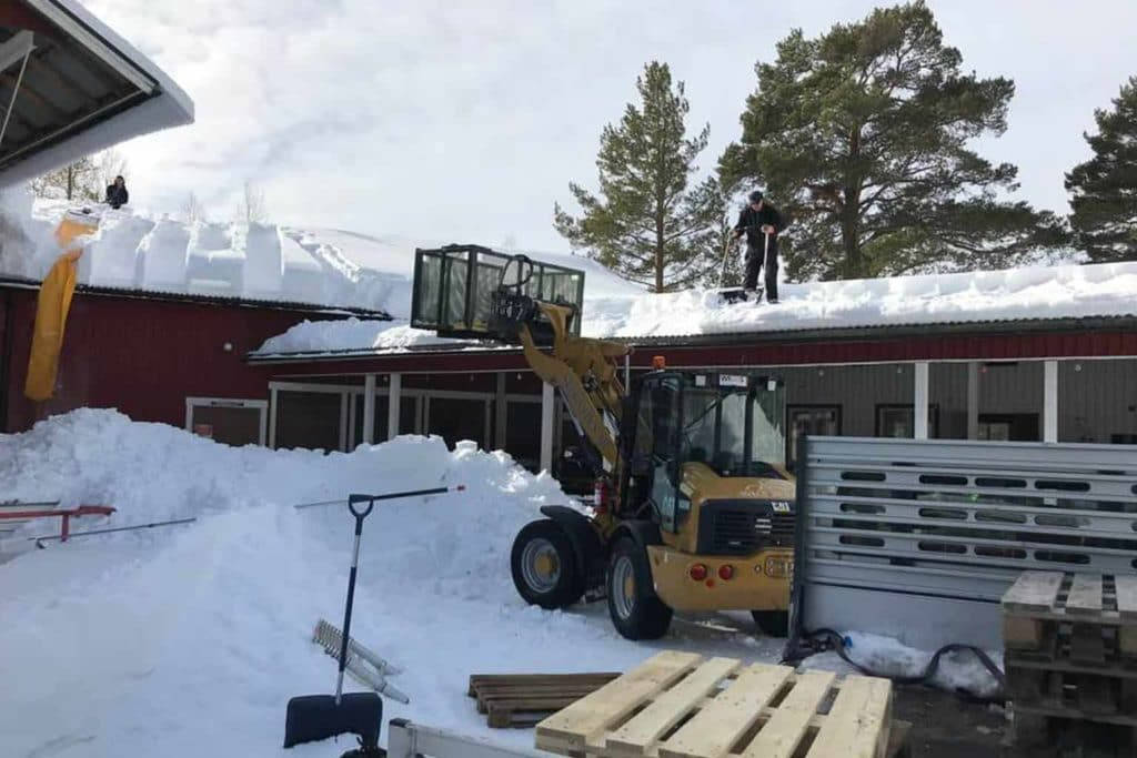 Takras avvärjdes på Storöns Folkpark