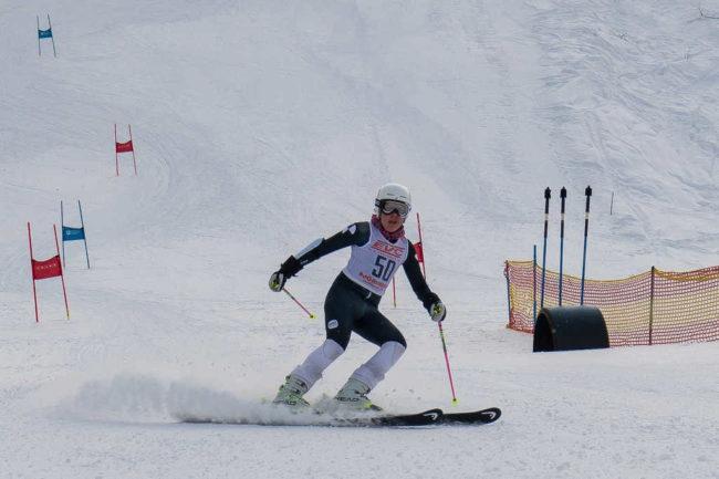 Deltävling två i Härjecupen kördes i Björnberget