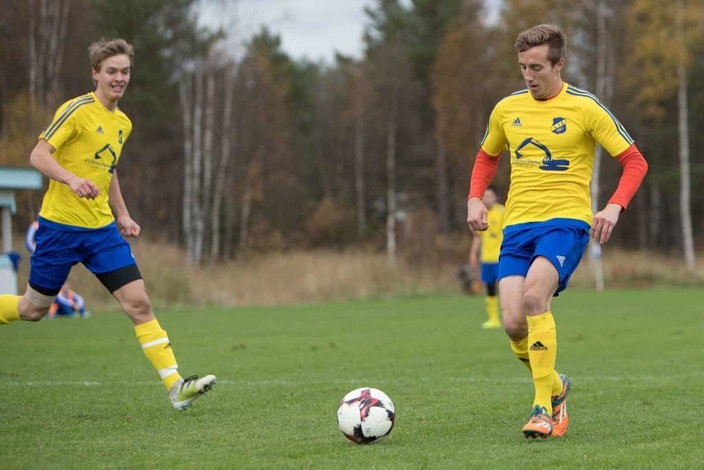Lillhärdals IF Fotboll. Foto: Morgan Grip