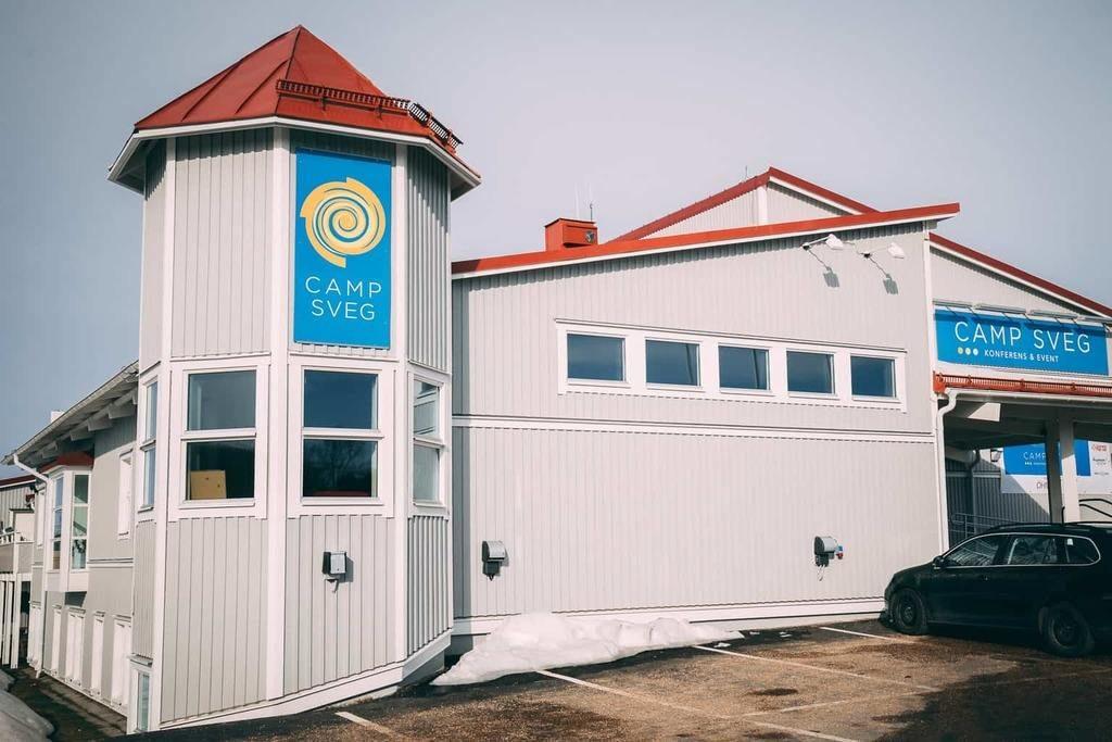 Klart med ny krögare i Camp Sveg – I juli öppnar Mannes restaurang. Foto: Morgan Grip