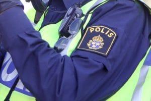 Polisen. Foto: Morgan Grip