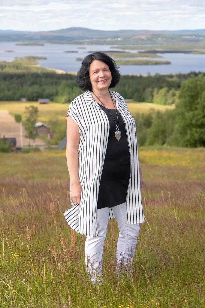 Karin Holmin (VH). Foto: Morgan Grip