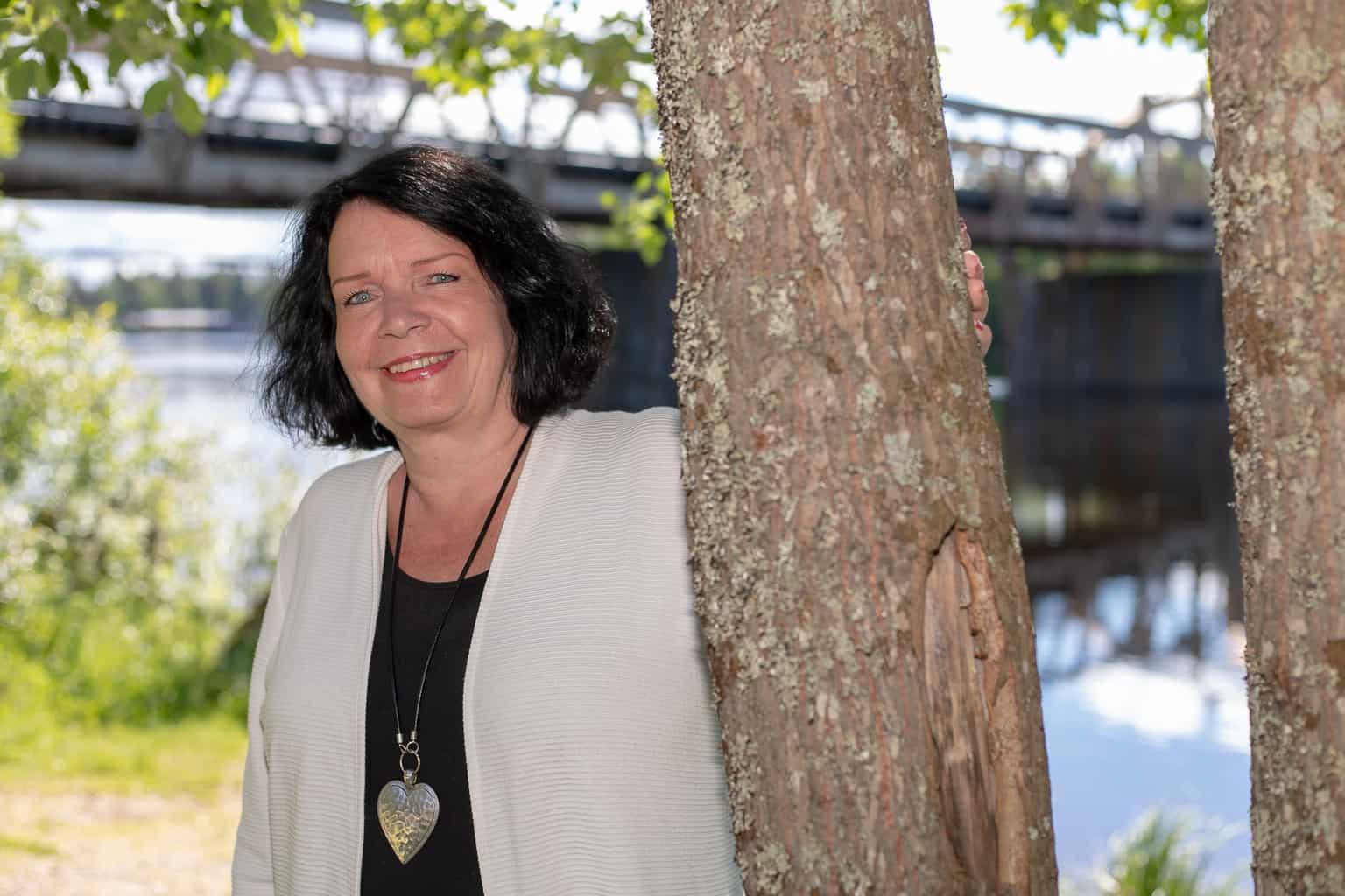 Karin Holmin, Vox Humana. Foto: Morgan Grip