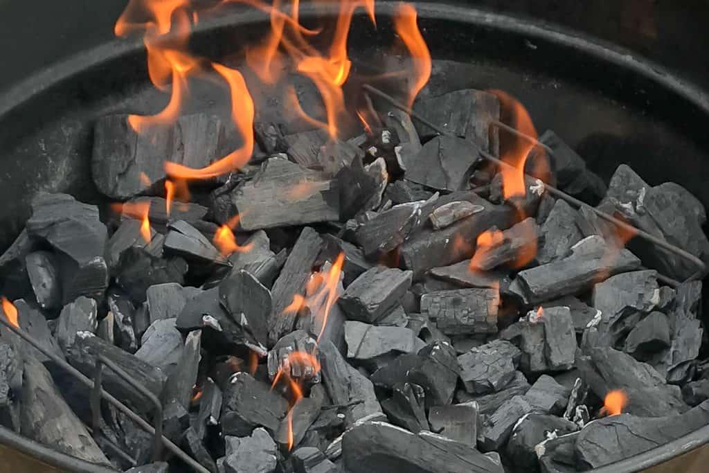 Det är nu åter tillåtet att göra eld och exempelvis grilla korv ute i skogen i Jämtlands län. Foto: Morgan Grip