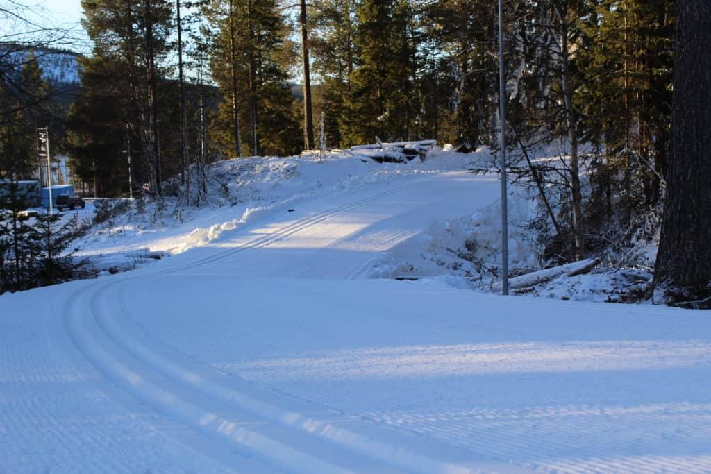 Lofsdalens Längdspår öppnar Första November Svegse