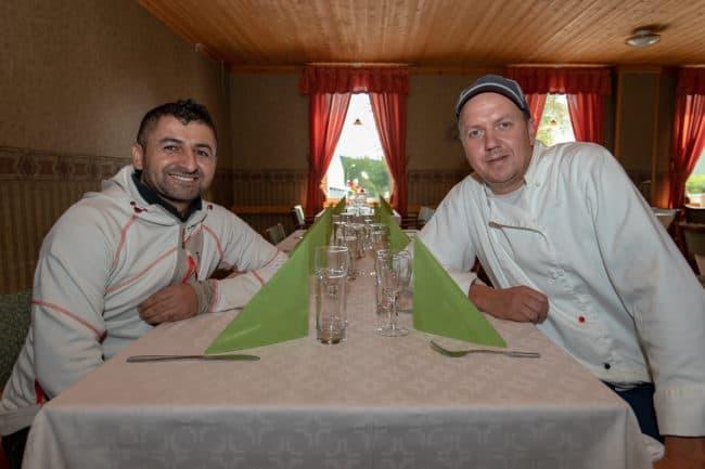 Zidou och Daniel är nya krögare på Restaurang Mysoxen