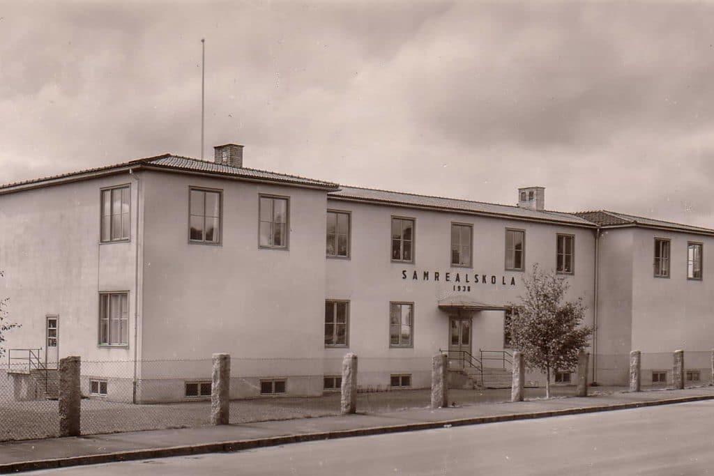Åttio år i skolans tjänst – en skolbyggnads historia