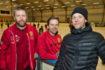 Hockeyföräldrar anordnade träningscamp