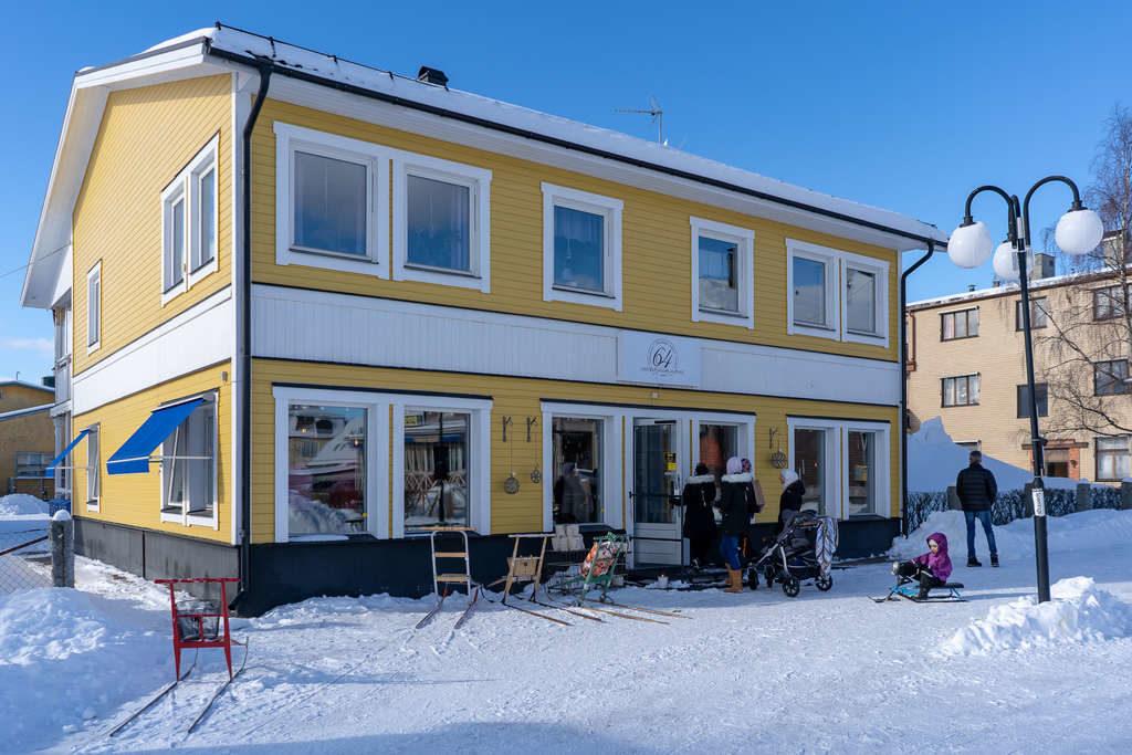 I och med flytten till nya lokaler ökar man butiksytan till ungefär det dubbla. Foto: Morgan Grip