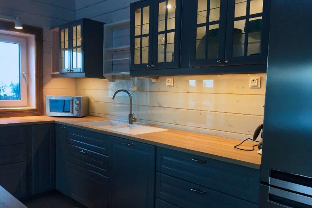 Nu kan du få hjälp med installation av ditt IKEA kök av oss på Mobergs Glas i Sveg!