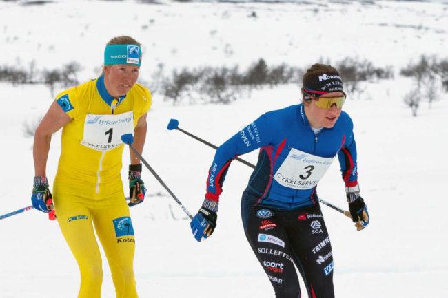 Ebba Andersson och Oskar Kardin vann Pilgrimsloppet