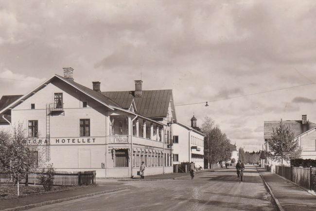 Stora Hotellet – som vi minns med dess gemyt, festligheter och roliga berättelser