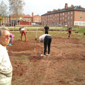 Tennisbanan i Sveg skall få nytt liv