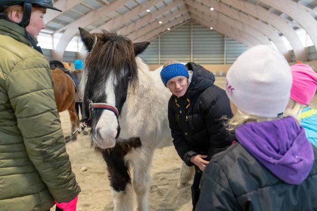 Kommunstyrelsen förslås säga ja till medfinansiering av ridskola i Sveg