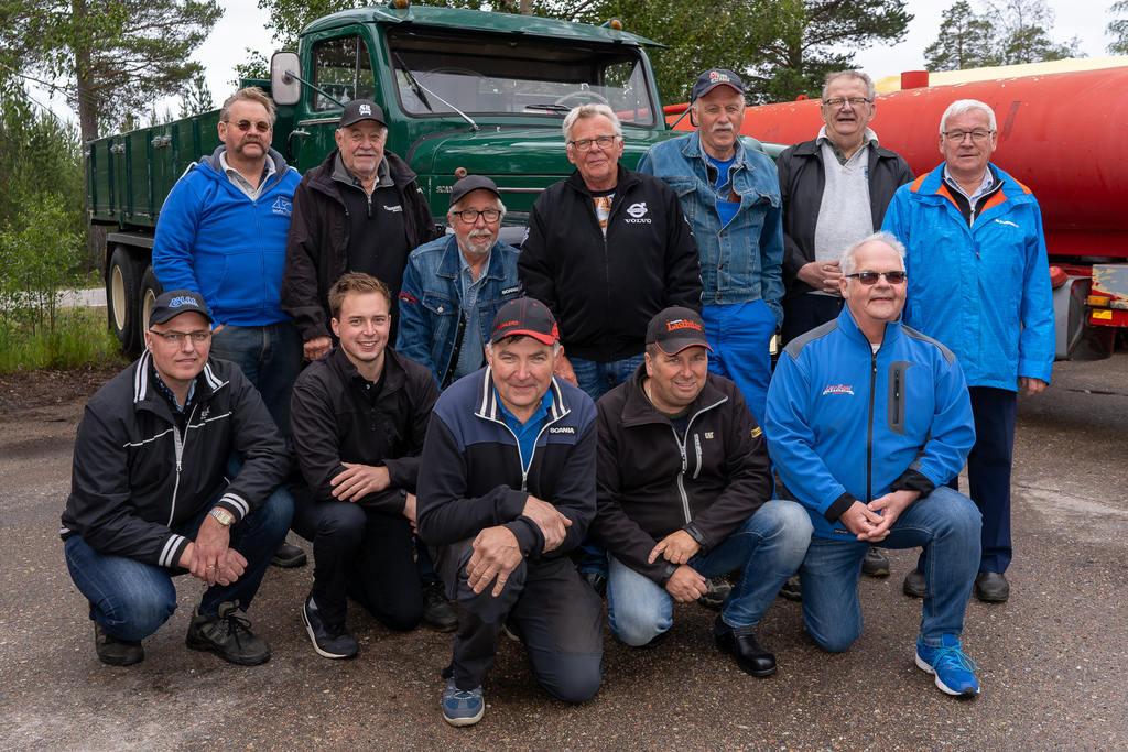 Deltagarna kommer bland annat från Hälsingland, Jämtland, Södermanland, Uppland och Värmland. Foto: Morgan Grip
