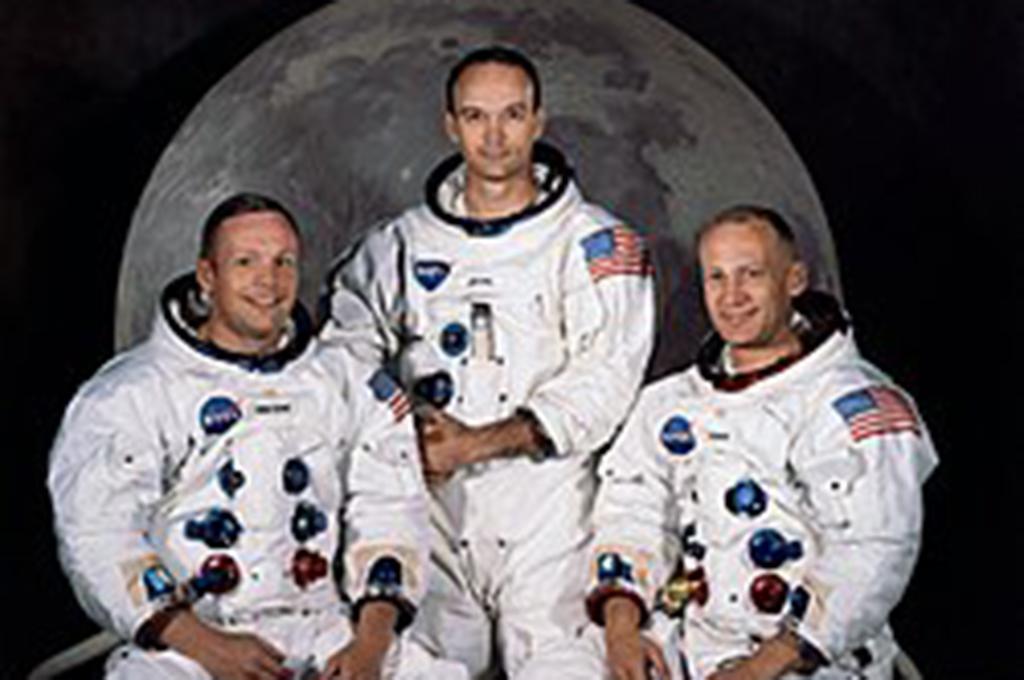 50 år sedan första månlandningen – Mats Haldosén blickar tillbaka