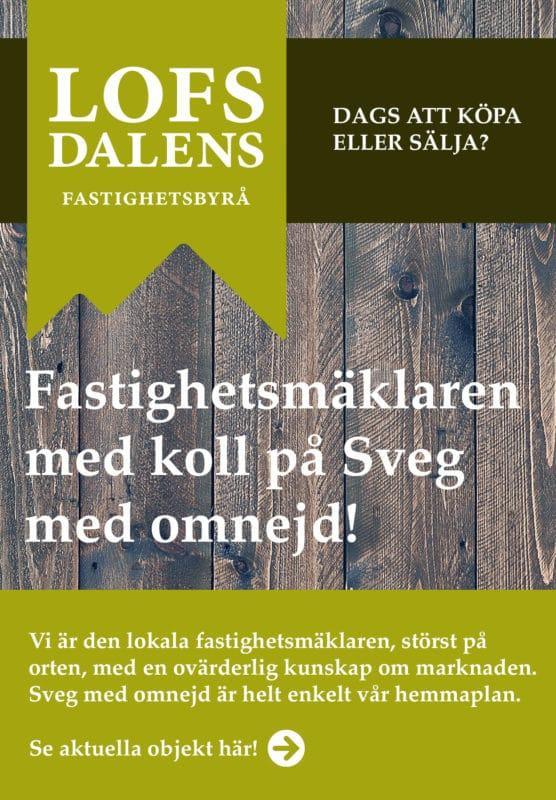 Lofsdalens fastighetsbyrå – Fastighetsmäklaren med koll på Sveg med omnejd!