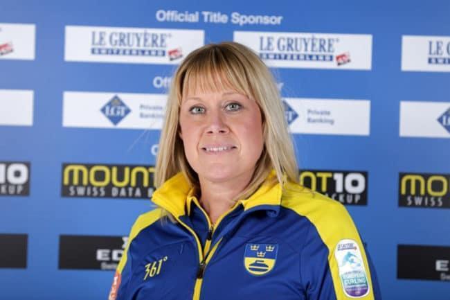 Maria Prytz blir ny förbundskapten och sportchef för svensk curling