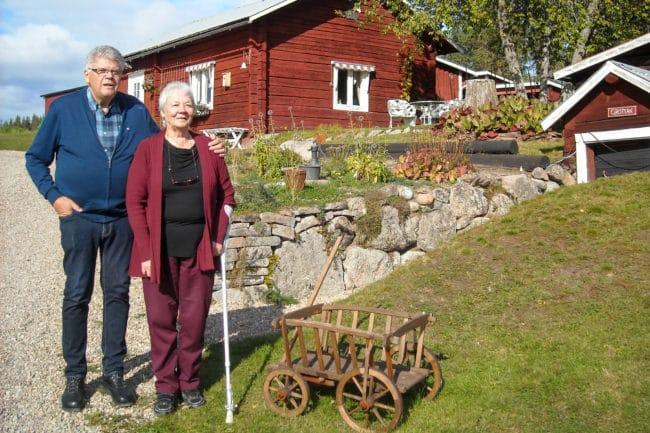 Högtryck när Härjedalen mötte Jämtland i Svegsbygden