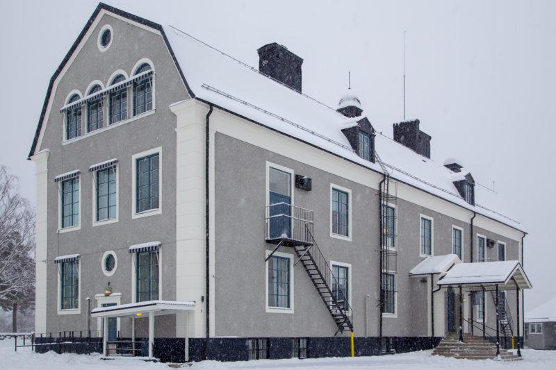 Norra skolan Sveg. Foto: Morgan Grip