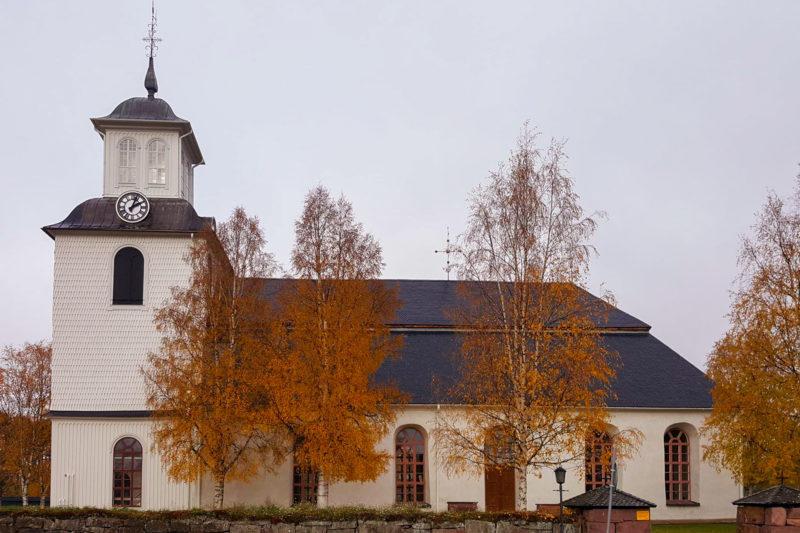 Lillhärdals kyrka