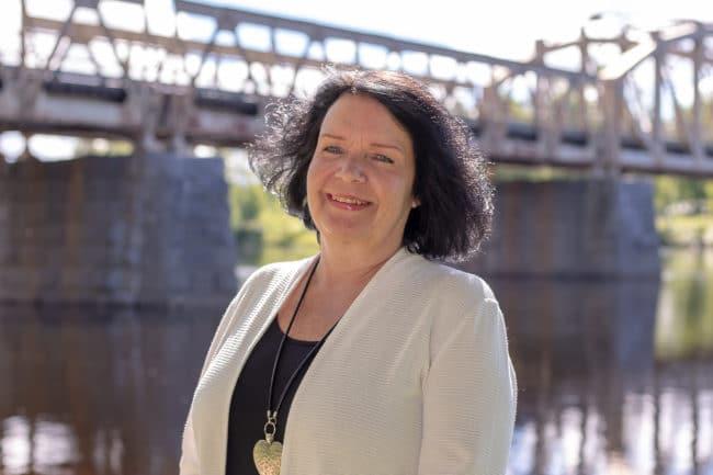 Karin Holmin (VH) är nytt oppositionsråd