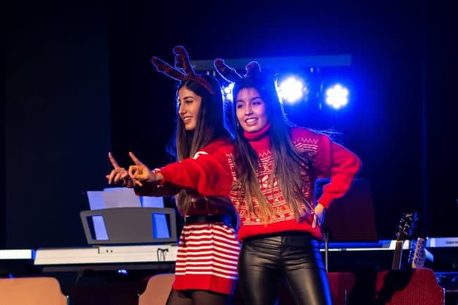 Kulturskolan bjöd på julkonsert