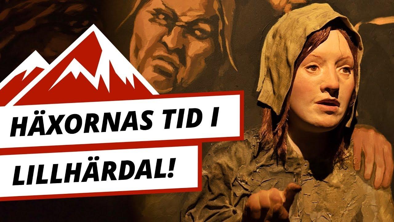 Följ med till Häxeriet i Lillhärdal – en utställning om trolldom och dödsdom