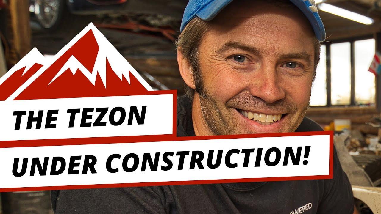 The TeZon – Tesla möter Amazon i ett unikt bilprojekt