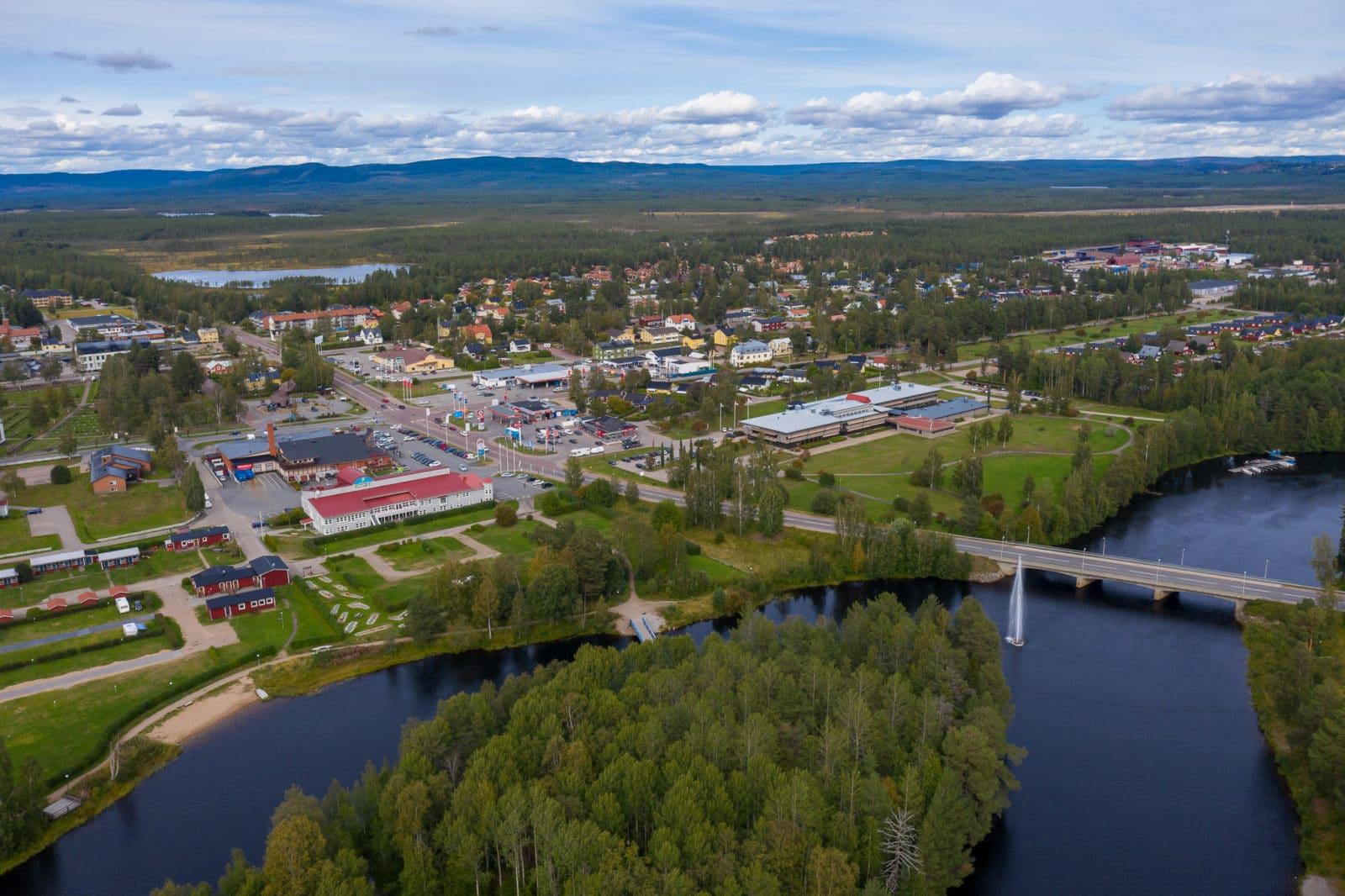 Besöksnäringen i Härjedalens kommun har tappat 350 miljoner kronor i omsättning under våren. Foto: Morgan Grip