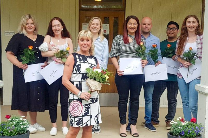 Undersköterskeexamen vid Lärcentrum i Sveg