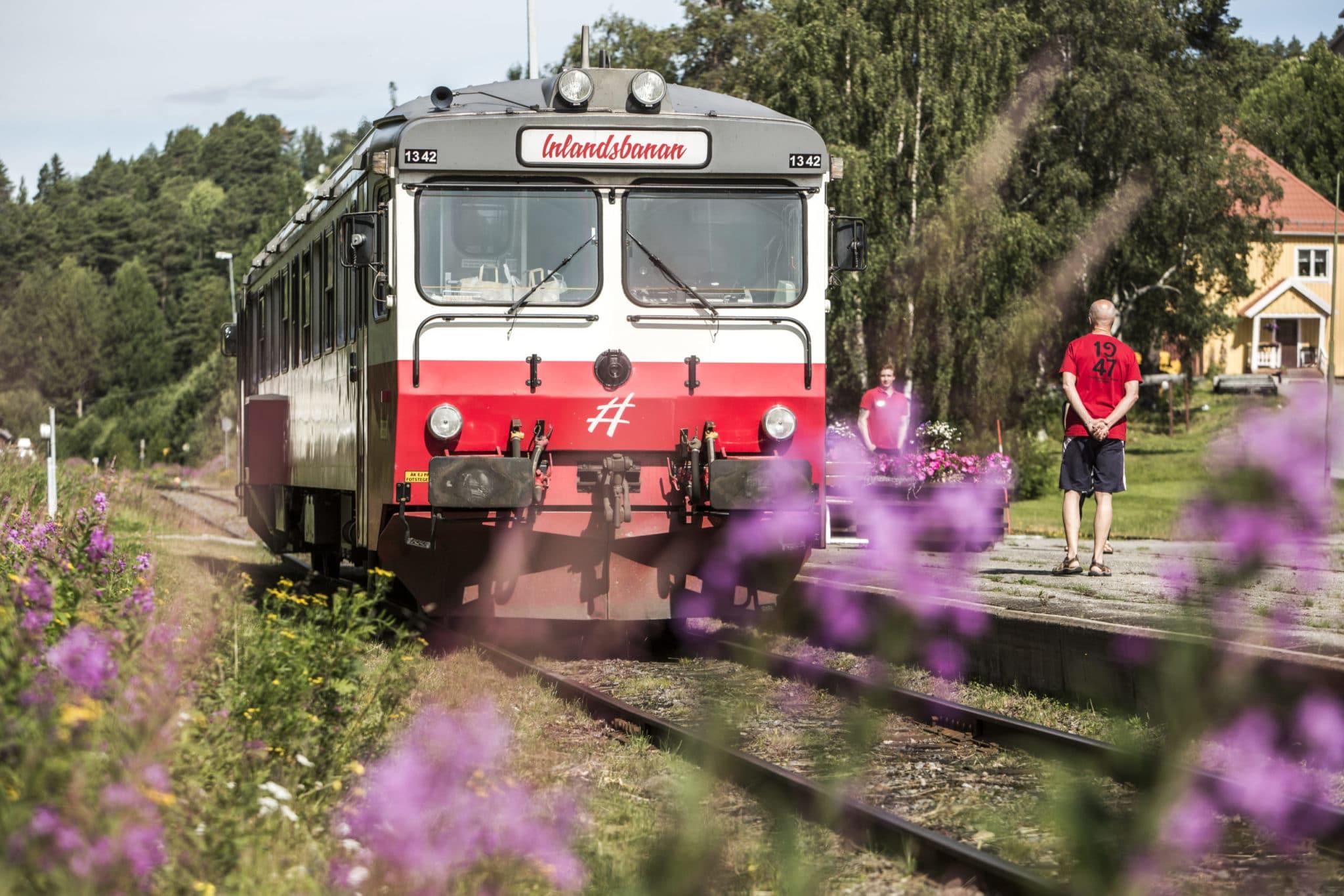 Ingen sommartrafik på Inlandsbanan i år