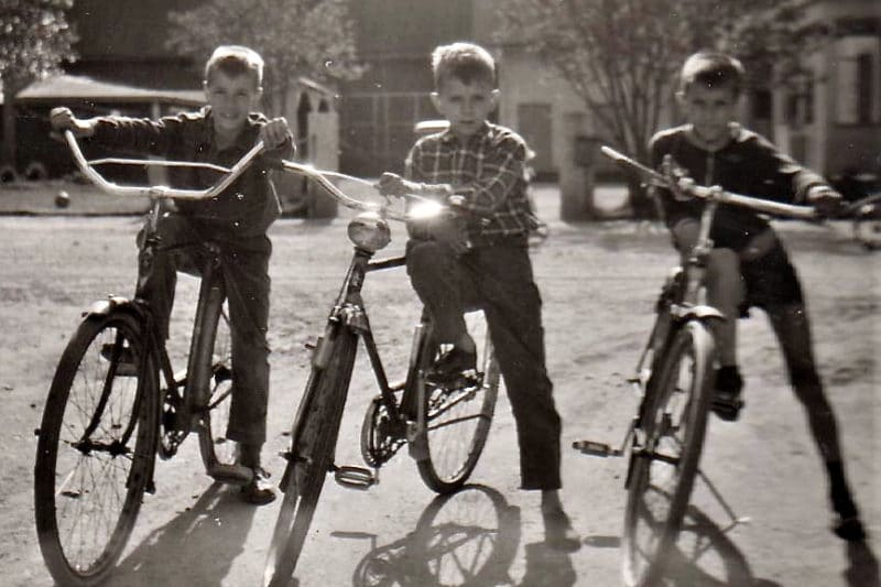 """Kom till Sveg som sjuåring 1957 – Per-Olof """"Perra"""" Westerlund blickar tillbaka på uppväxtåren i Sveg"""