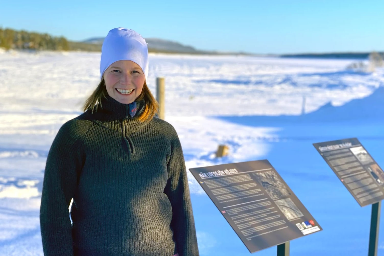 Ny kulturled lyfter historien i Lofsdalen