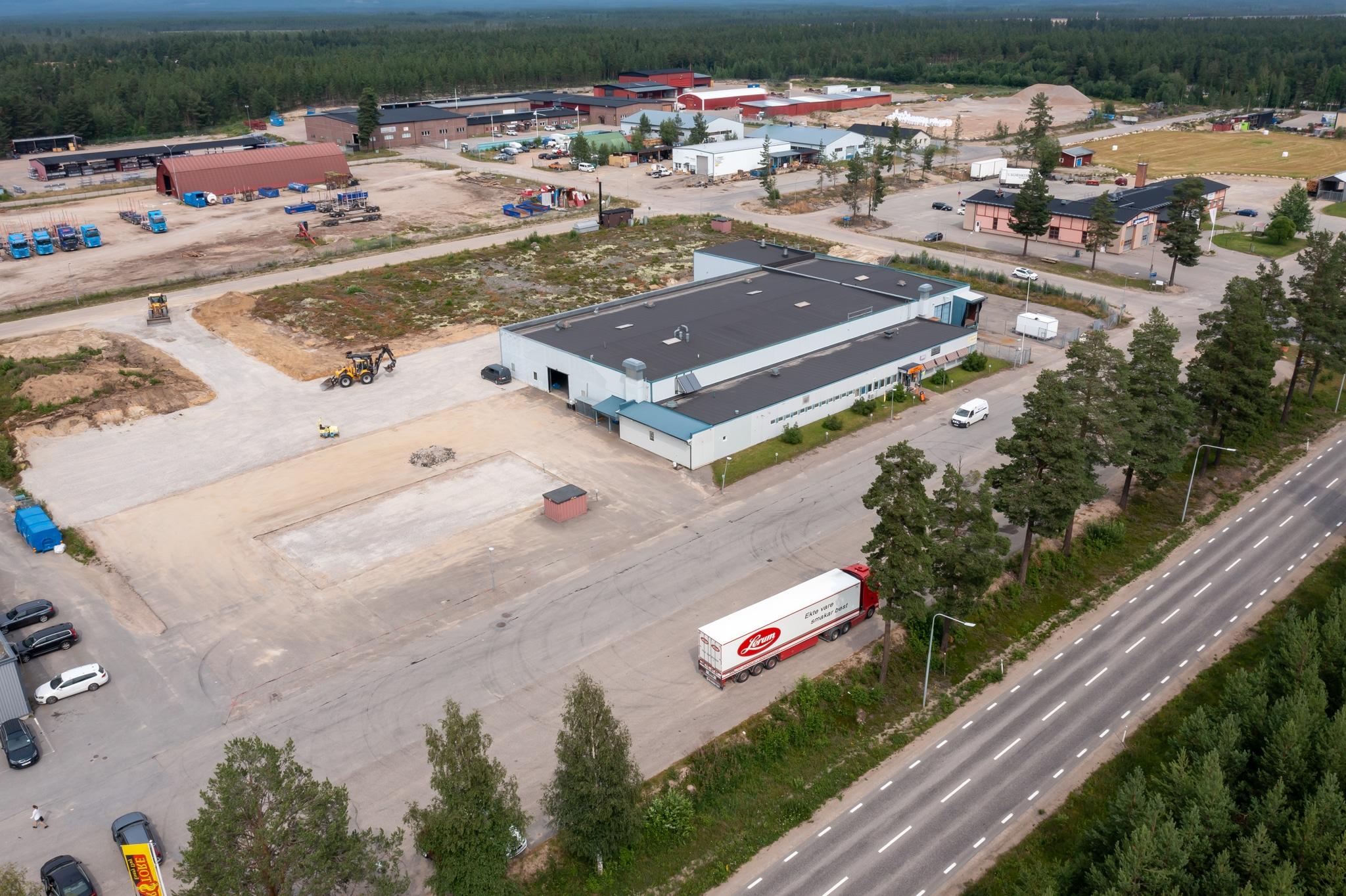 Byggmax öppnar ny butik i Sveg våren 2022