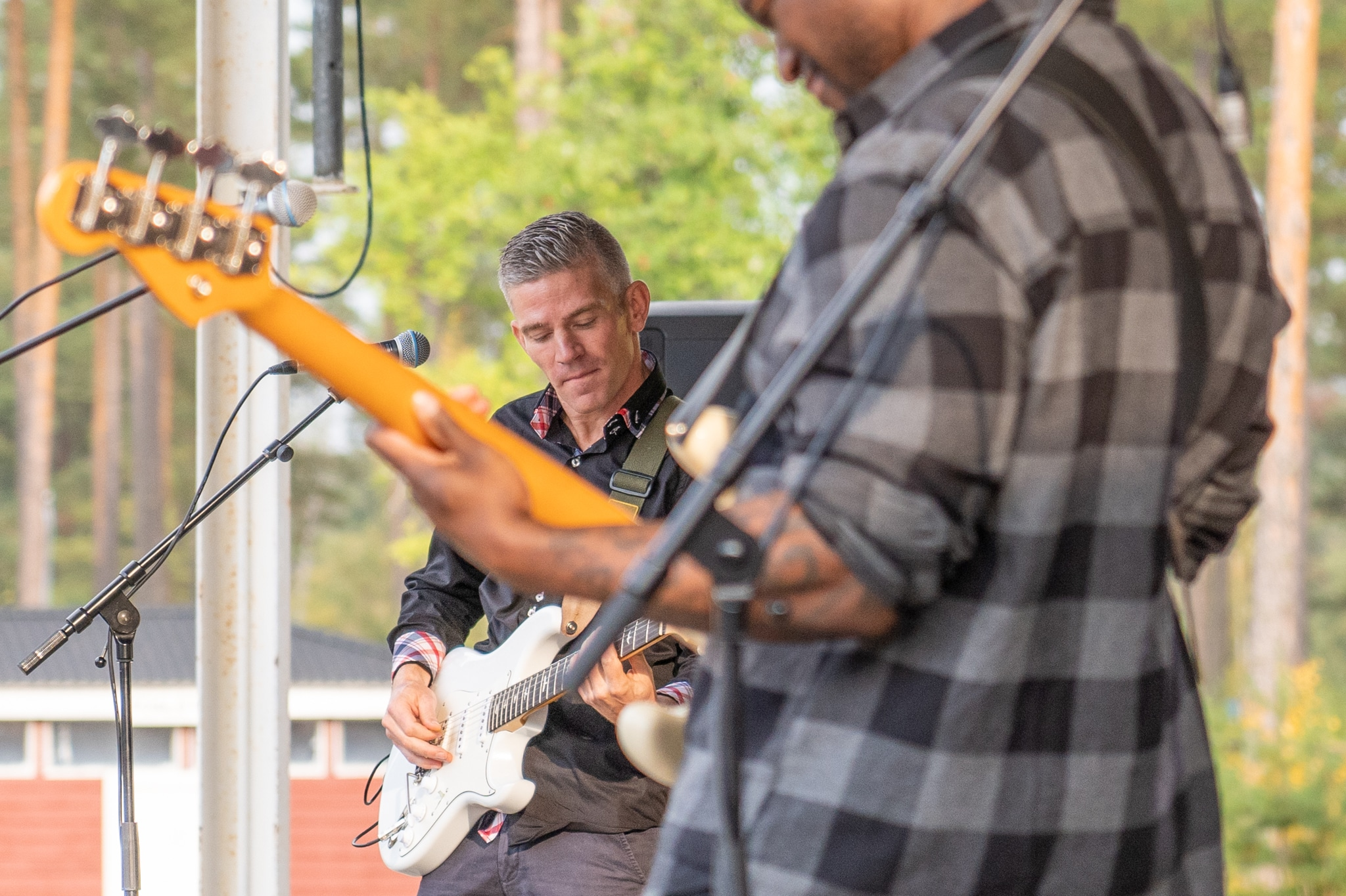 Marcus Weinemacher i Shady Frank. Foto: Morgan Grip