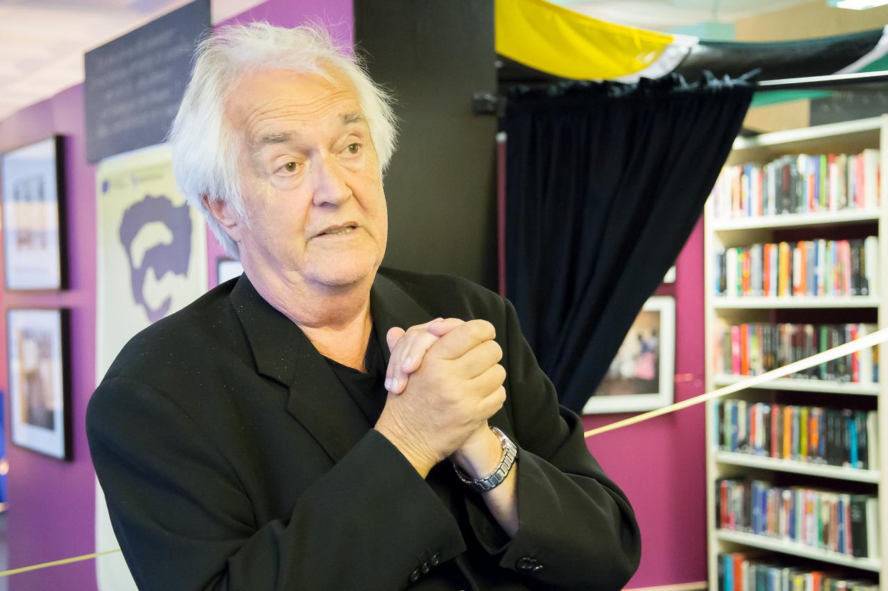Henning Mankells debutroman ges ut i nyutgåva till hans 70-årsdag