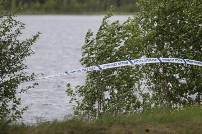 Kropp anträffad i Ljusnan vid sökandet efter försvunnen 25-åring