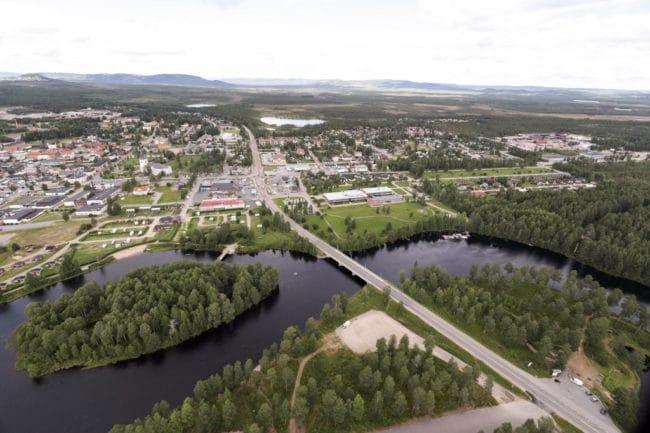 Naturskyddsföreningen skickar namninsamling och skrivelse mot förbifart Sveg