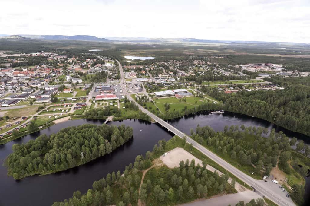 E45, Sveg. Foto: Morgan Grip