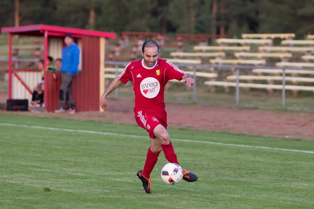 Hazem Almohamad Alhousein, Svegs IK fotboll