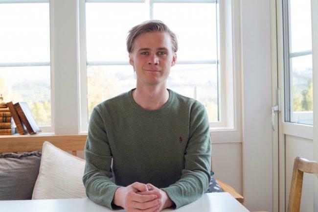 Victor Ericsson lämnar kommunpolitiken
